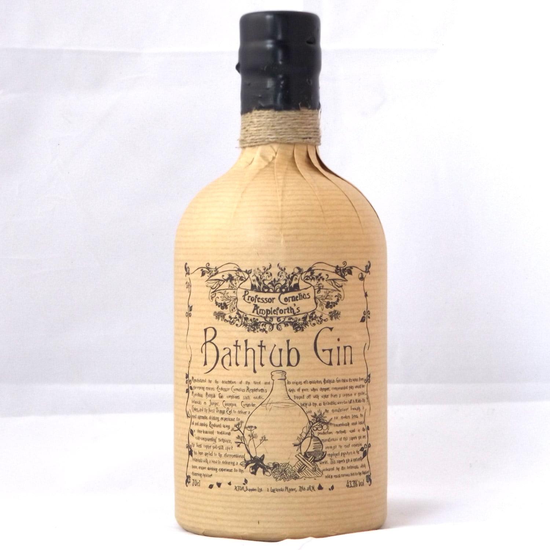 Bathtub Gin Billington S Of Lenzie